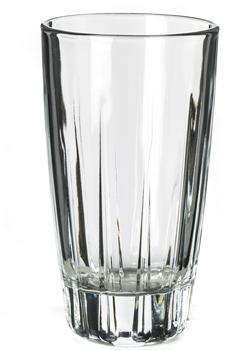 لیوان شیشه ای 473 میلی لیتری آزتک