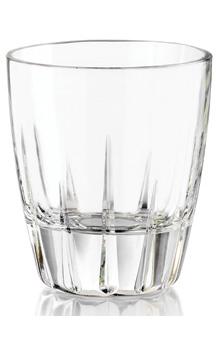 لیوان شیشه ای کوتاه 355 میلی لیتری آزتک