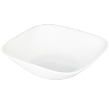 کاسه مربع کوچک سفید