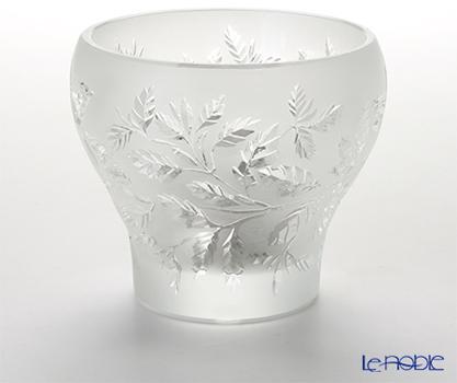 شمعدان کریستال شفاف  7.6  9X  سانتی متری بیزیل
