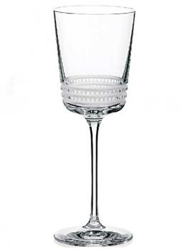 لیوان پایه دار کریستال شفاف7 22X سانتی متری