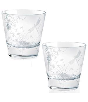 لیوان کریستال شفاف8 10X سانتی متری  بوکلیک