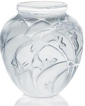 گلدان کریستال شفاف25 28X سانتی متری ساتِرلِس