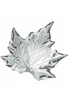 ظرف پذیرایی بشقاب کریستال شفاف27 29X سانتی متری  شانزه لیزه