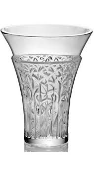 گلدان کریستال شفاف20 24X   سانتی متری ایبیس