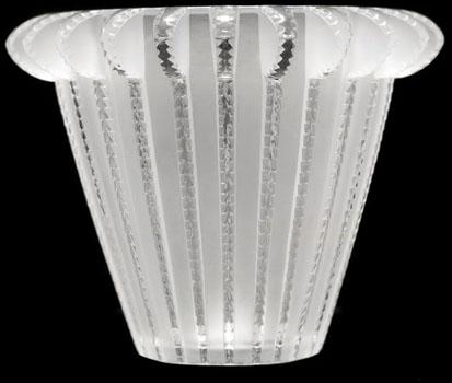 گلدان کریستال شفاف15 20Xسانتی متری رویات