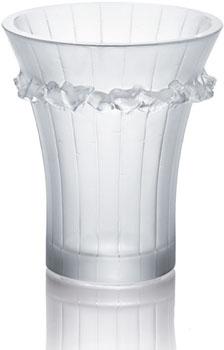 گلدان کریستال شفاف15 13.5X   سانتی متری بولوریس