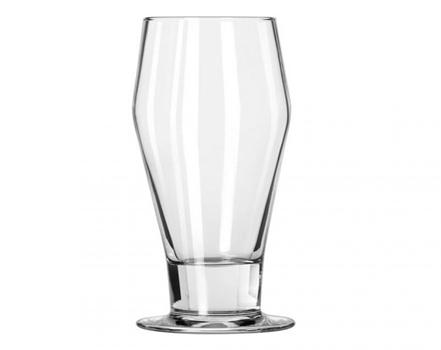 لیوان پایه دار شیشه ای 360 میلی لیتری فوتد