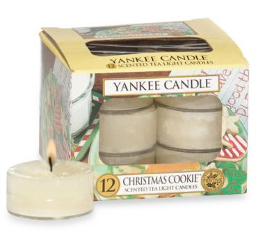 شمع وارمر با رایحه Christmas Cookie