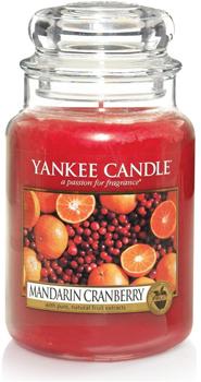 شمع بزرگ ماندرین کرنبری
