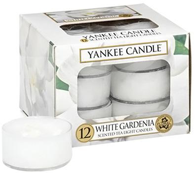 شمع وارمر با رایحه White Gardenia