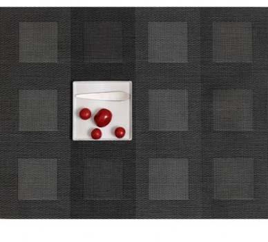 زیربشقابی مستطیل خاکستری 48x36 سانتیمتری انجینیرداسکوئر