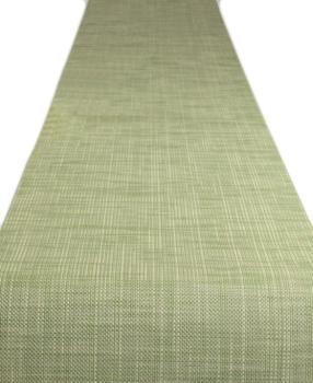 رانر مستطیل سبز 183x36 سانتیمتری مینیبسکتویو