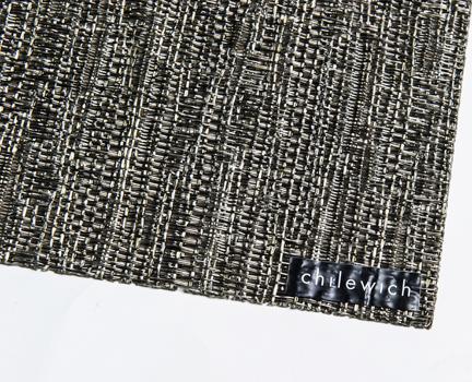زیربشقابی مستطیل نیکل 48x36 سانتیمتری بروکاد
