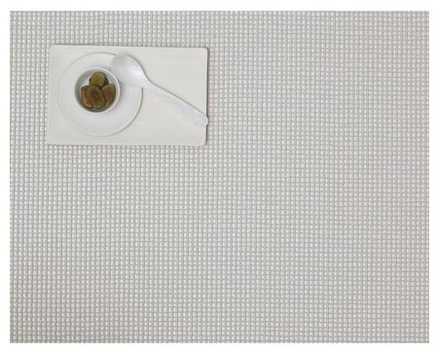 زیربشقابی مستطیل سرامیکی 48x36 سانتیمتری گرید
