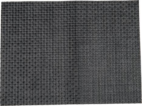 زیربشقابی مستطیل نیلی 48x36 سانتیمتری کونو
