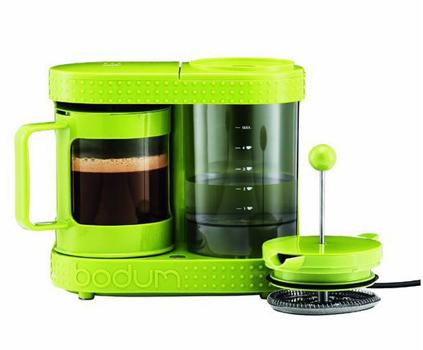 قهوه و چای ساز قطره ای سبز 500 میلی لیتری بیسترو