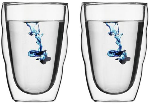 لیوان دوجداره شیشه ای 80میلی لیتری پیلاتوس