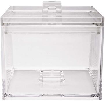 ظرف نگهداری مواد خشک سفید 950 میلی لیتری