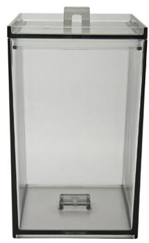 ظرف نگهداری مواد خشک دودی 2.4 لیتری