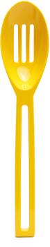 قاشق همزن زرد 30 سانتیمتری