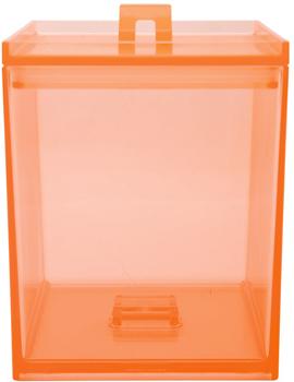 ظرف نگهداری مواد خشک نارنجی