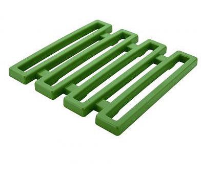 زیرقابلمه ای سبز 15x15 سانتی متری ایدن