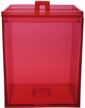 ظرف نگهداری مواد خشک قرمز 1.4 لیتری