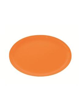 بشقاب نارنجی 26 سانتی متری اشن ساید