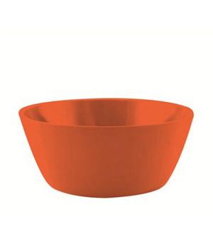 کاسه نارنجی 15 سانتی متری اشن ساید