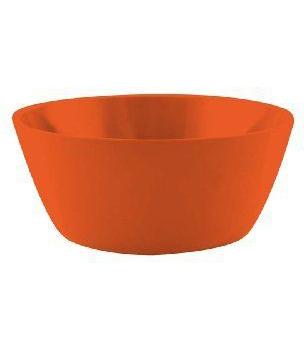کاسه سرو ملامین نارنجی 25 سانتی متری اشن ساید