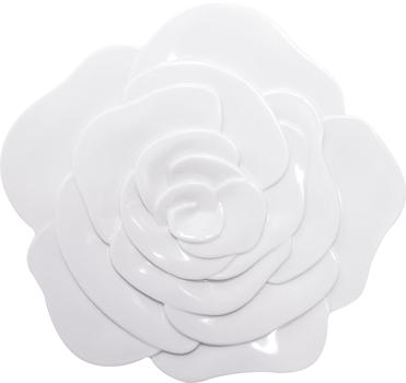 زیرقابلمه ای سفید 15.5 سانتی متری