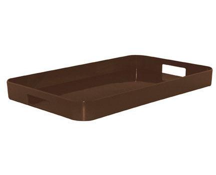 سینی شکلاتی 26x32.5 سانتی متری گالری