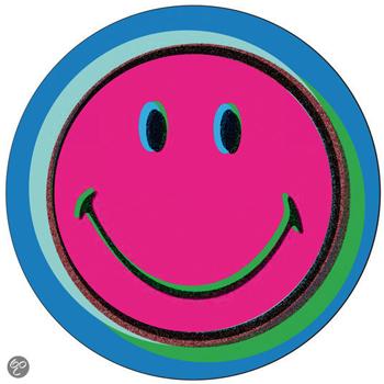 ست 4تایی زیرلیوانی آبی لبخند