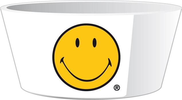 کاسه سفید 15 سانتی متری لبخند