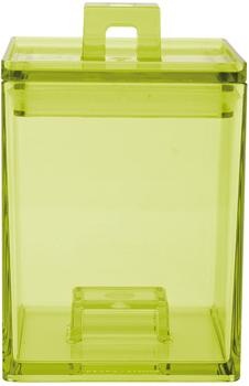 ظرف نگهداری کوچک مواد خشک سبز