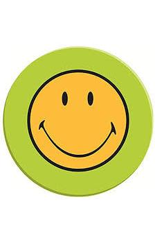 بشقاب سبز 25 سانتی متری لبخند