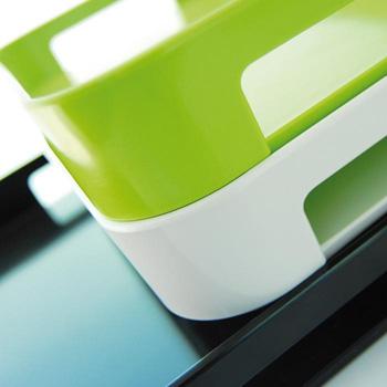 سینی سبز 43x29 سانتیمتری