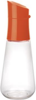 ظرف نگهداری روغن ملامین نارنجی