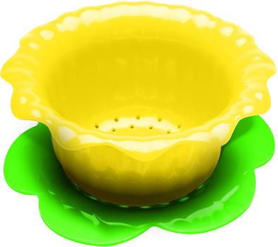 آبکش ملامین زرد