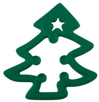 قالب شیرینی درخت کریسمس