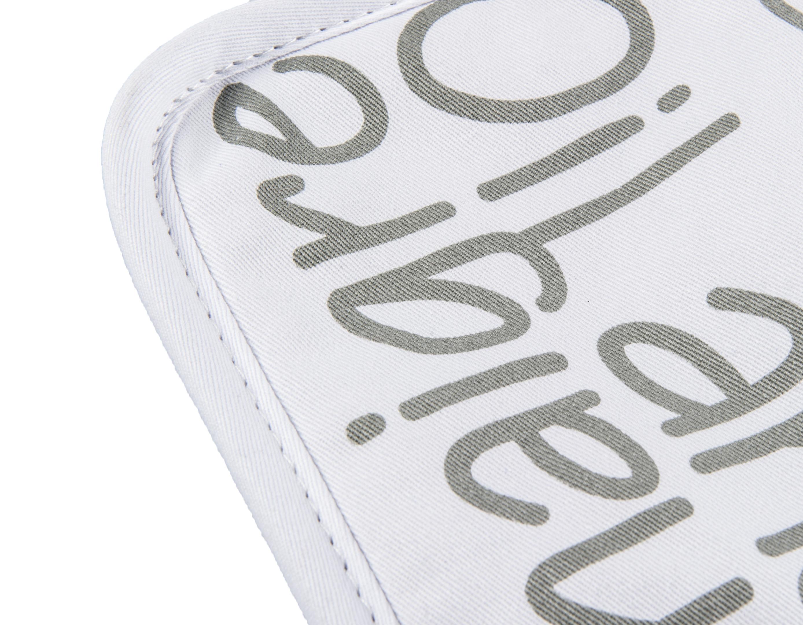 دستگیره سفید 20x20 سانتیمتری