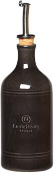 ظرف نگهداری روغن خاکستری 450 میلیلیتری