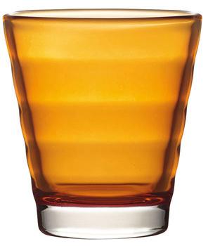 لیوان بلند نارنجی 250 میلیلیتری ویو