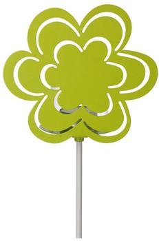 جاشمعی گل سبز 104 سانتیمتری بالکنی