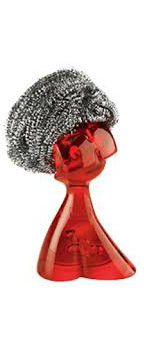 نگهدارنده سیم ظرفشویی قرمز ددی کول