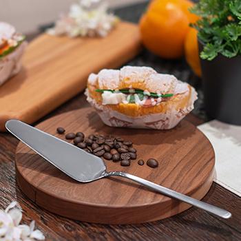 کفگیر سرو کیک استیل کیارو