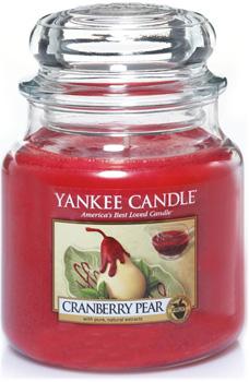 شمع متوسط گلابی زغال اخته
