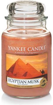 شمع بزرگ رایحه مصری