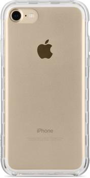 قاب شفاف گوشی موبایل سفید iPhone 7